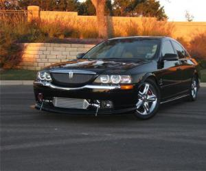 Lincoln LS photo 4