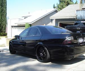 Lincoln LS photo 6