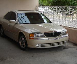 Lincoln LS photo 8