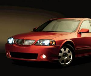 Lincoln LS photo 10