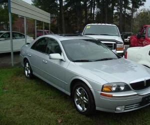 Lincoln LS photo 12