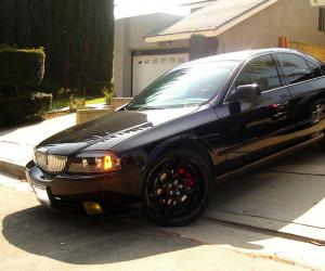 Lincoln LS photo 13