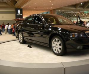 Lincoln LS photo 14