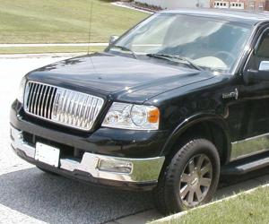 Lincoln Mark LT photo 4