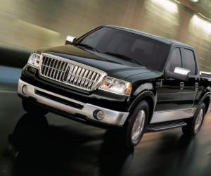 Lincoln Mark LT photo 5