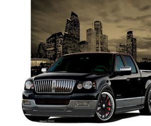Lincoln Mark LT photo 6