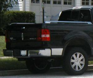 Lincoln Mark LT photo 8