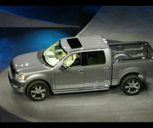 Lincoln Mark LT photo 9