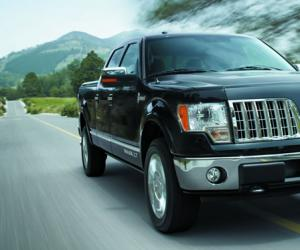 Lincoln Mark LT image #10