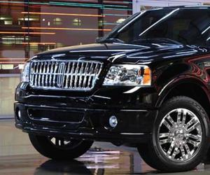 Lincoln Mark LT photo 13