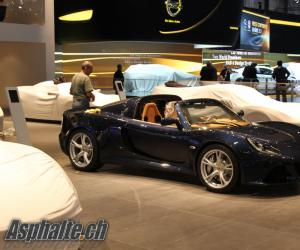 Lotus Exige S Roadster photo 7