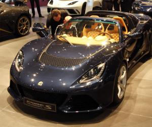 Lotus Exige S Roadster photo 13
