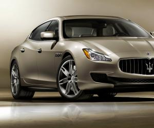 Maserati Quattroporte photo 1