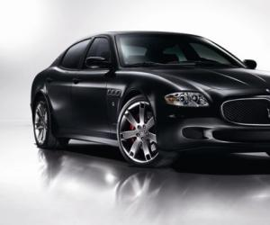 Maserati Quattroporte photo 2