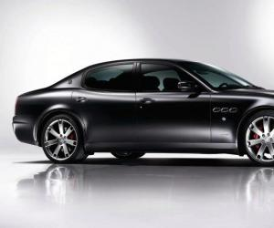 Maserati Quattroporte photo 3