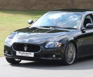 Maserati Quattroporte photo 4