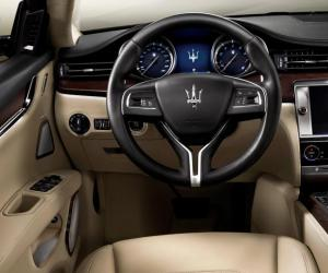 Maserati Quattroporte photo 5