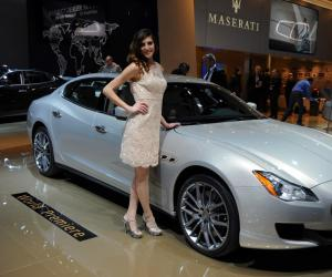 Maserati Quattroporte photo 8