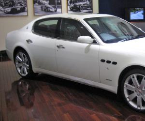 Maserati Quattroporte photo 10