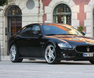 Maserati Quattroporte photo 11