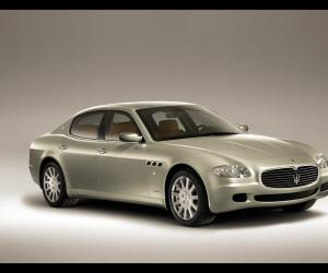 Maserati Quattroporte photo 13