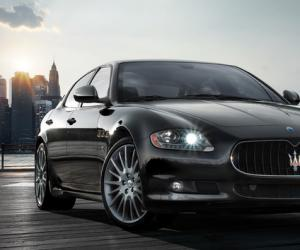 Maserati Quattroporte photo 14