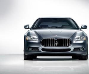 Maserati Quattroporte photo 15