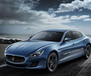 Maserati Quattroporte photo 17