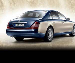 Maybach 57 photo 1