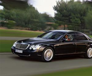 Maybach 57 photo 4
