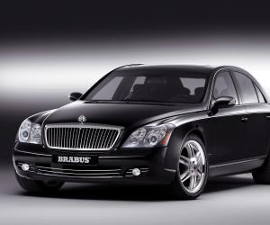Maybach 57 photo 5