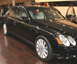 Maybach 57 photo 6