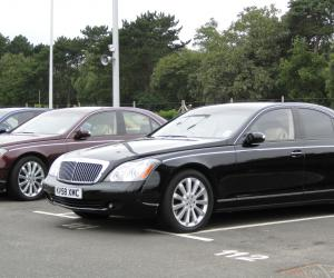 Maybach 57 photo 10
