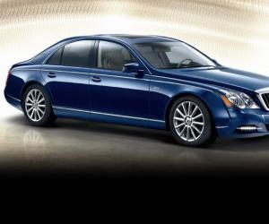 Maybach 57 S photo 1