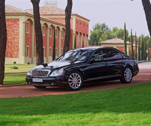 Maybach 57 S photo 2