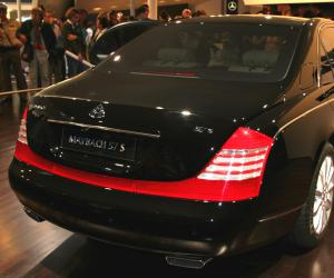 Maybach 57 S photo 4