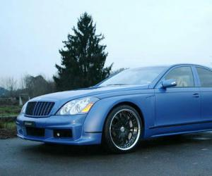 Maybach 57 S photo 6