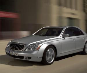 Maybach 57 S photo 7