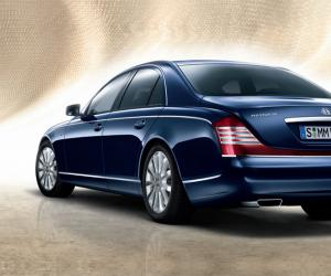 Maybach 57 S photo 9