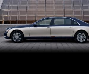 Maybach 62 photo 1