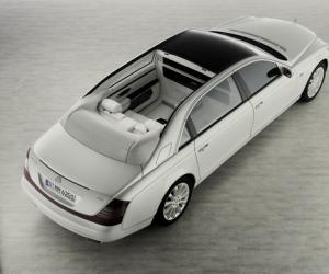 Maybach 62 S image #5