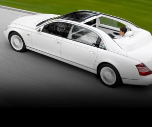 Maybach Landaulet photo 1