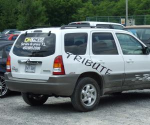 Mazda Tribute photo 7