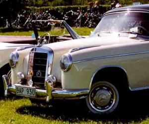 Mercedes-Benz 220 S Coupé photo 9