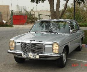 Mercedes-Benz 240 D 3.0 photo 4