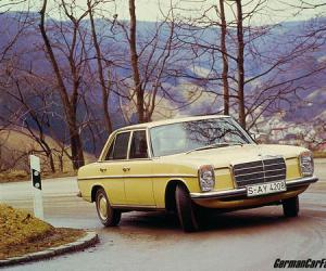 Mercedes-Benz 240 D 3.0 photo 6