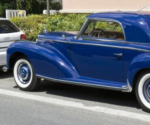 Mercedes-Benz 300 S Coupé photo 10