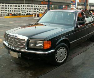 Mercedes-Benz 300 SE photo 1