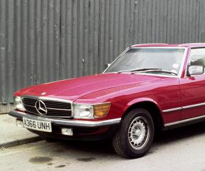 Mercedes-Benz 350 SL photo 1