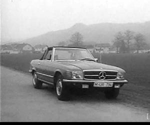 Mercedes-Benz 350 SL photo 3